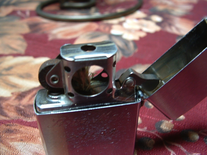 Zippo Pipe Lighter with Tamper