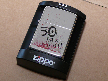 Zippo Movie from collection of Pascal Tissier