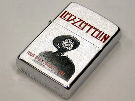 Zippo Music from collection of Pascal Tissier