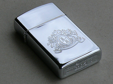 Zippo Cigarette Brand from collection of Pascal Tissier