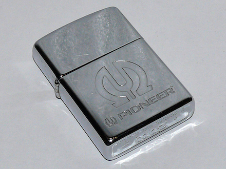 Zippo Brand from collection of Pascal Tissier