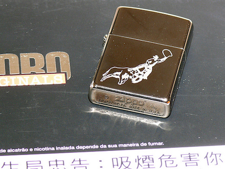 Zippo Marlboro from collection of Pascal Tissier