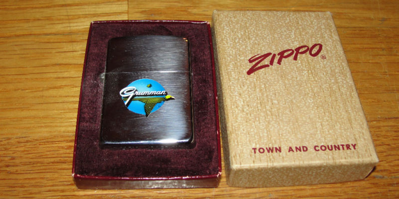 Zippo Town and Country